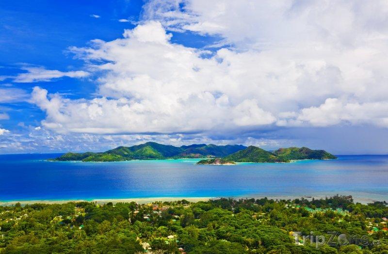 Fotka, Foto Ostrov Praslin (Seychely)
