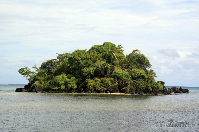 Fotka, Foto Ostrůvek Aiga i le Tai (Samoa)
