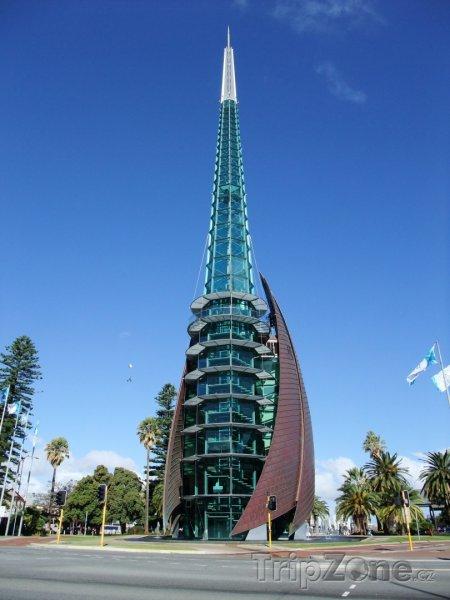 Fotka, Foto Perth - Swan Bells (Austrálie)