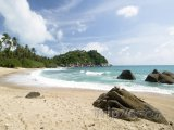 Pláž na ostrově Ko Pha Ngan