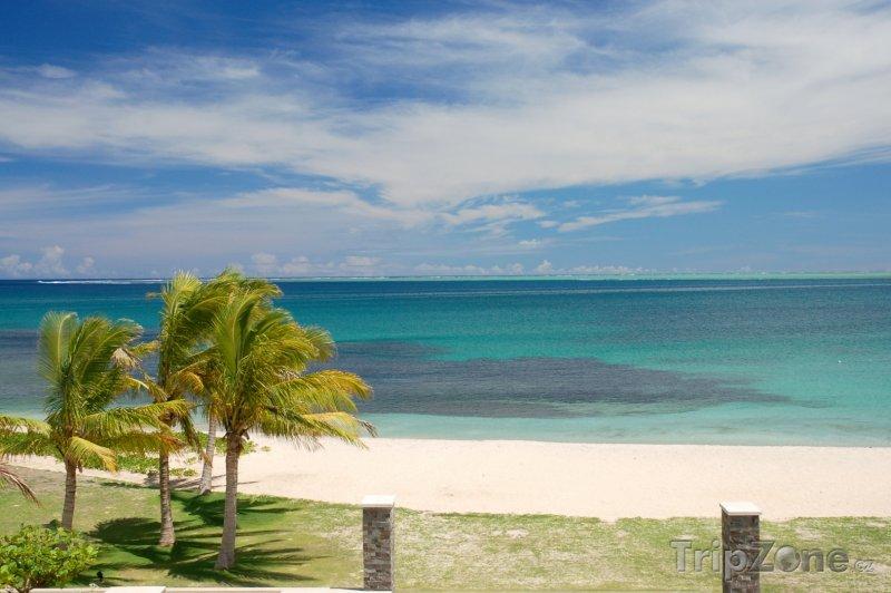Fotka, Foto Pláž na ostrově Viti Levu (Fidži)