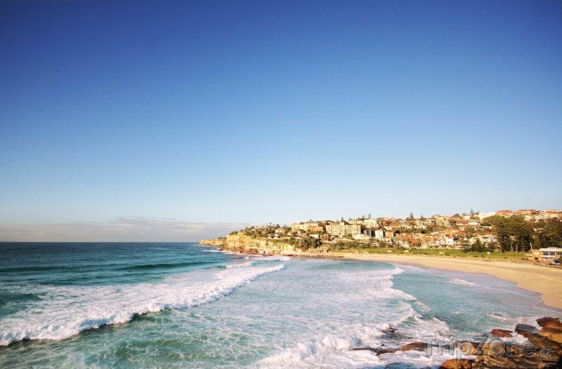 Fotka, Foto Pláž na předměstí Sydney (Sydney, Austrálie)