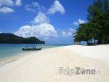 Pláž na souostroví Langkawi