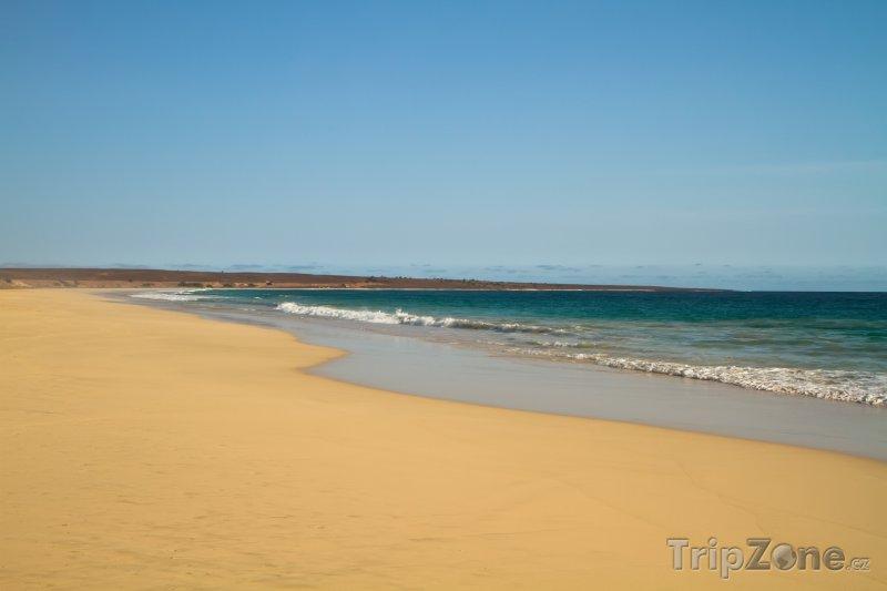 Fotka, Foto Pláž Santa Monica na ostrově Boa Vista (Kapverdy)