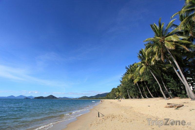 Fotka, Foto Pláž v Cairns (Austrálie)