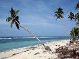 Pláž v regionu Atua na ostrově Upolu