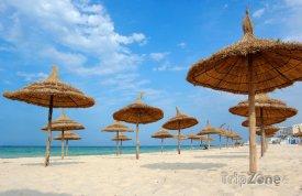Pláž ve městě Suss