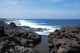 Pobřeží ostrova Sal
