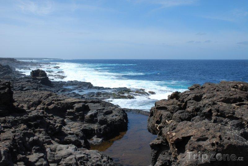 Fotka, Foto Pobřeží ostrova Sal (Kapverdy)