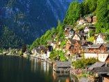 Pohádková vesnice Hallstatt