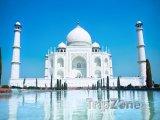Pomník Tádž Mahal