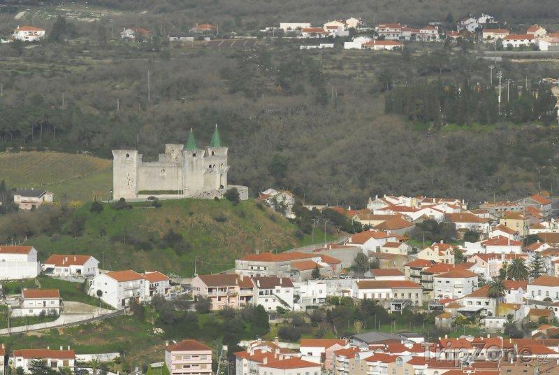 Fotka, Foto Porto de Mós, hrad (Portugalsko)