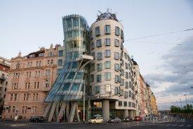 Praha - Tančící dům