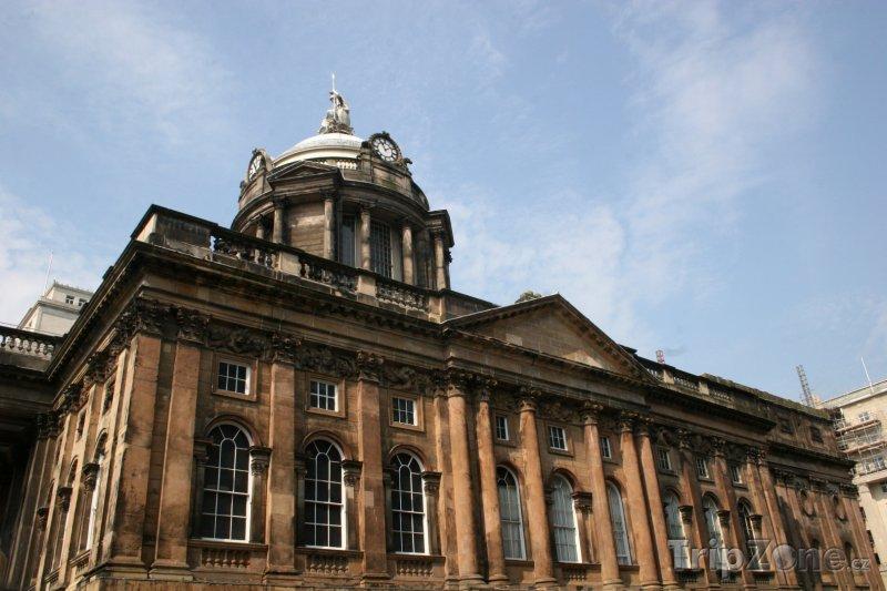 Fotka, Foto Radnice (Liverpool, Velká Británie)