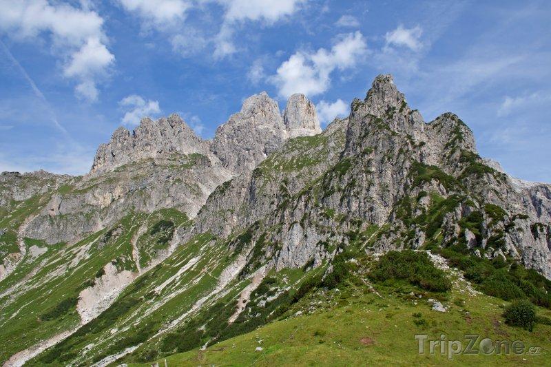 Fotka, Foto Rakousko - Dachstein (Rakouské Alpy, Rakousko)