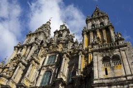 Santiago de Compostela, katedrála