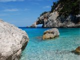 Sardinie - pohádková Cala Goloritzé