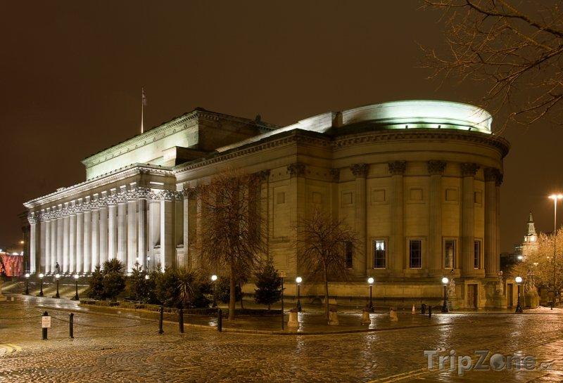 Fotka, Foto St George's Hall (Liverpool, Velká Británie)