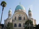 Synagoga Tempio Maggiore ve Florencii