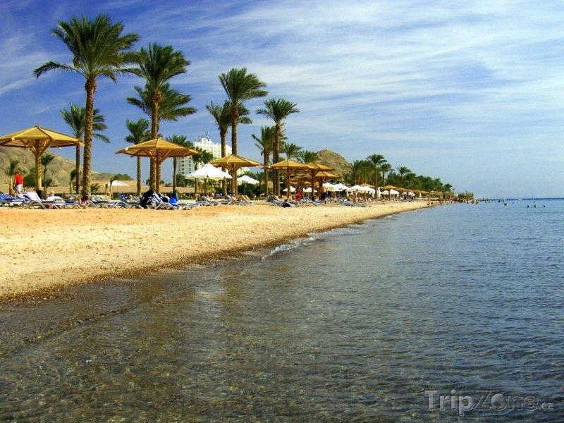Fotka, Foto Taba, pláž (Sinaj, Egypt)