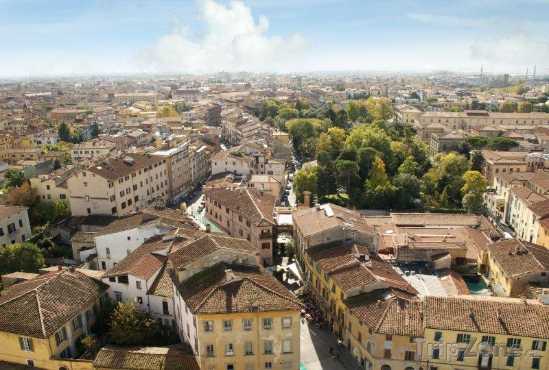 Fotka, Foto Toskánské město Pisa (Itálie)