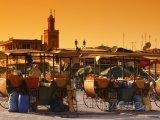 Trh v Marakéši