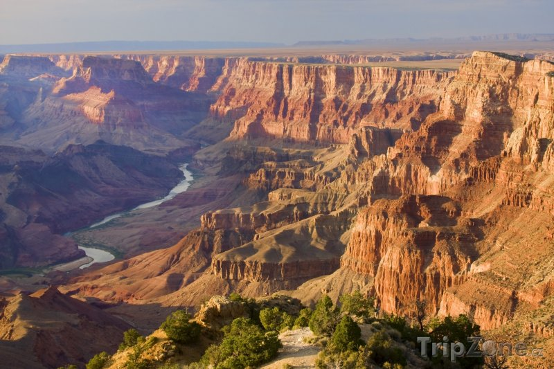 Fotka, Foto Úchvatný Grand Canyon (USA)