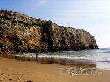 Útesy u pláže Sagres