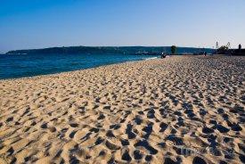 Varna, písčitá pláž