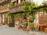 Veliko Tarnovo, ulice v historickém centru