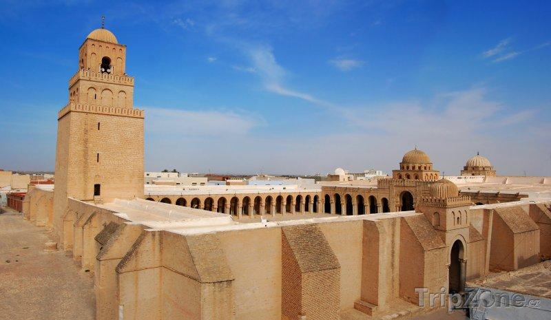Fotka, Foto Velká mešita Kairouan (Tunisko)