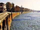 Verona - řeka Adige