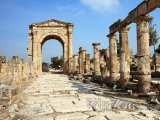 Vítězný oblouk v Týrosu