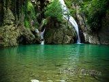 Vodopády u vesnice Chotnica