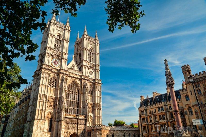 Fotka, Foto Westminsterské opatství (Londýn, Velká Británie)