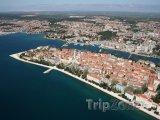 Zadar, pohled na přístav
