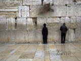 Zeď nářku (Západní zeď) v Jeruzalému
