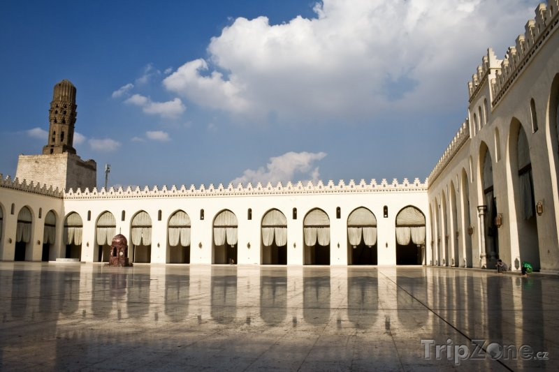Fotka, Foto Al-Hakimova mešita (Káhira, Egypt)