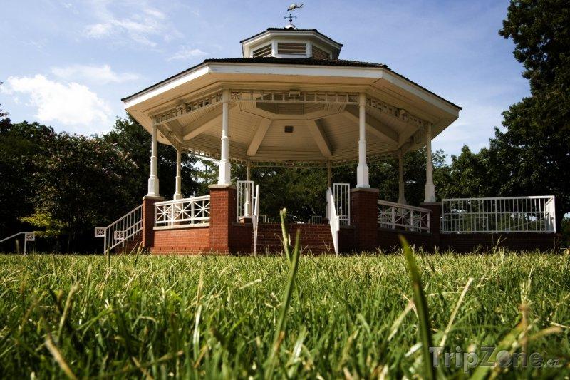 Fotka, Foto Altán v Haggard Parku (Dallas, USA)