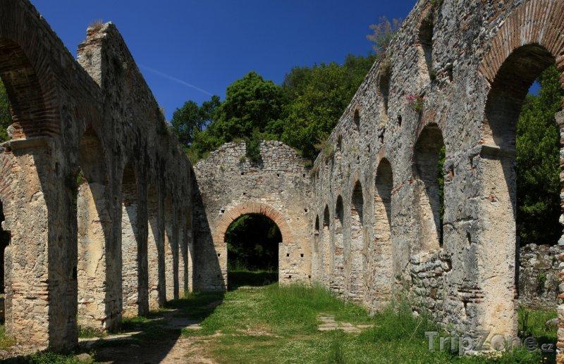 Fotka, Foto Archeologické naleziště Butrint (Albánie)