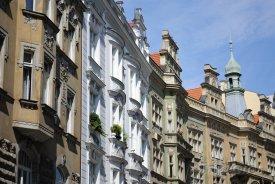 Architektura pražských domů
