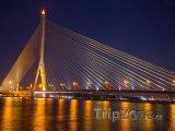 Bangkok - Bhumibol Bridge