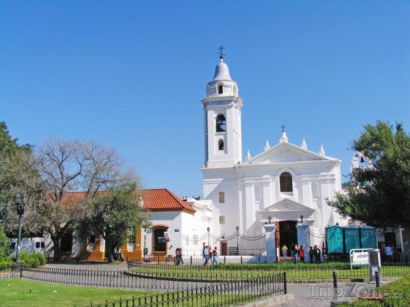 Fotka, Foto Basilica del Pilar (Buenos Aires, Argentina)
