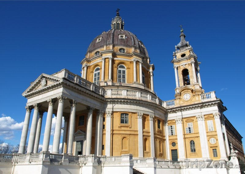 Fotka, Foto Basilica di Superga (Turín, Itálie)