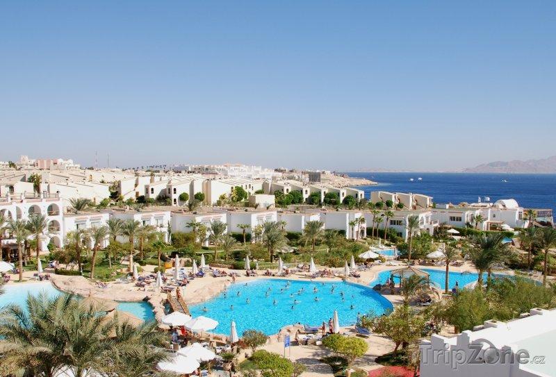 Fotka, Foto Bazény u hotelových komplexů (Sharm El Sheikh, Egypt)