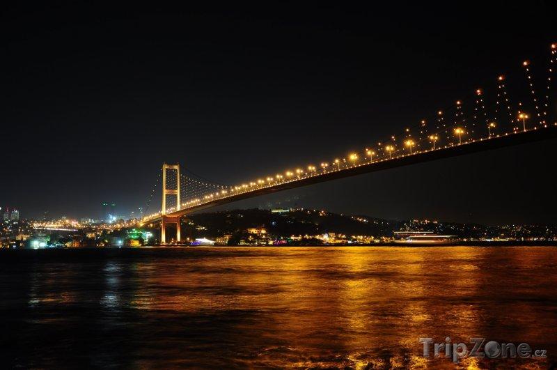 Fotka, Foto Bosporus Bridge (Istanbul, Turecko)