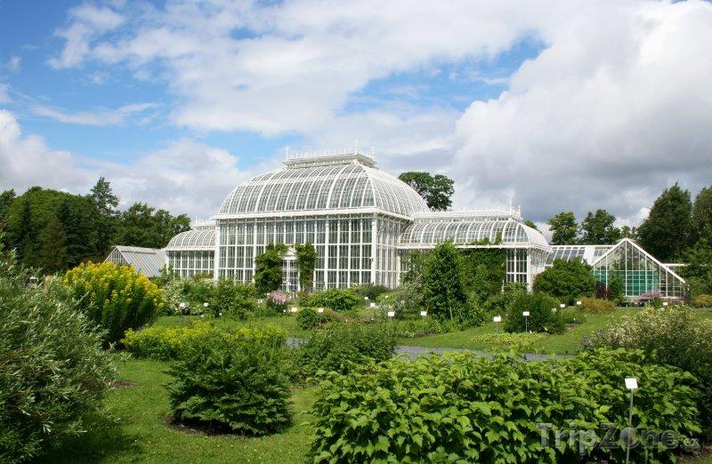 Fotka, Foto Botanická zahrada (Helsinky, Finsko)