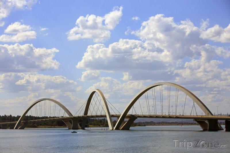 Fotka, Foto Brasília - most Juscelino Kubitschek (Brazílie)