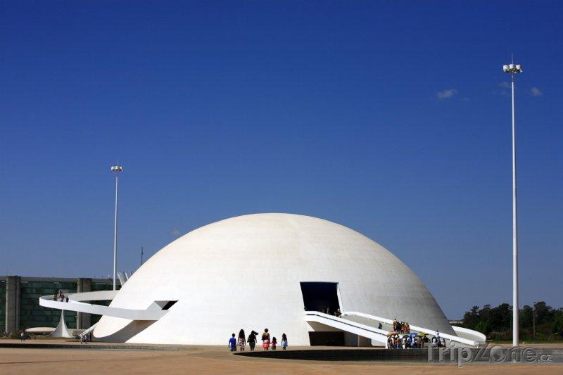 Fotka, Foto Brasília - Národní muzeum (Brazílie)