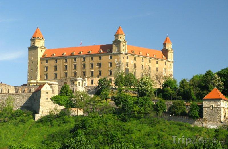 Fotka, Foto Bratislavský hrad (Bratislava, Slovensko)